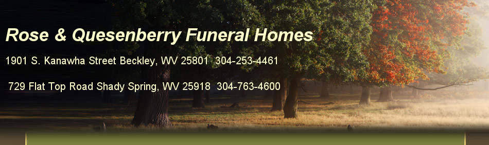 Rose & Quesenberry Funeral Chapels